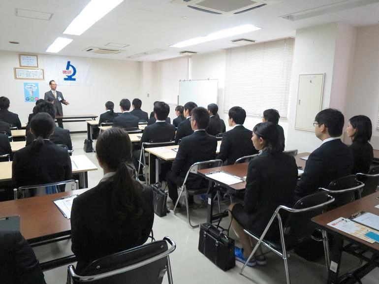 アップル薬局 内定者懇親会03