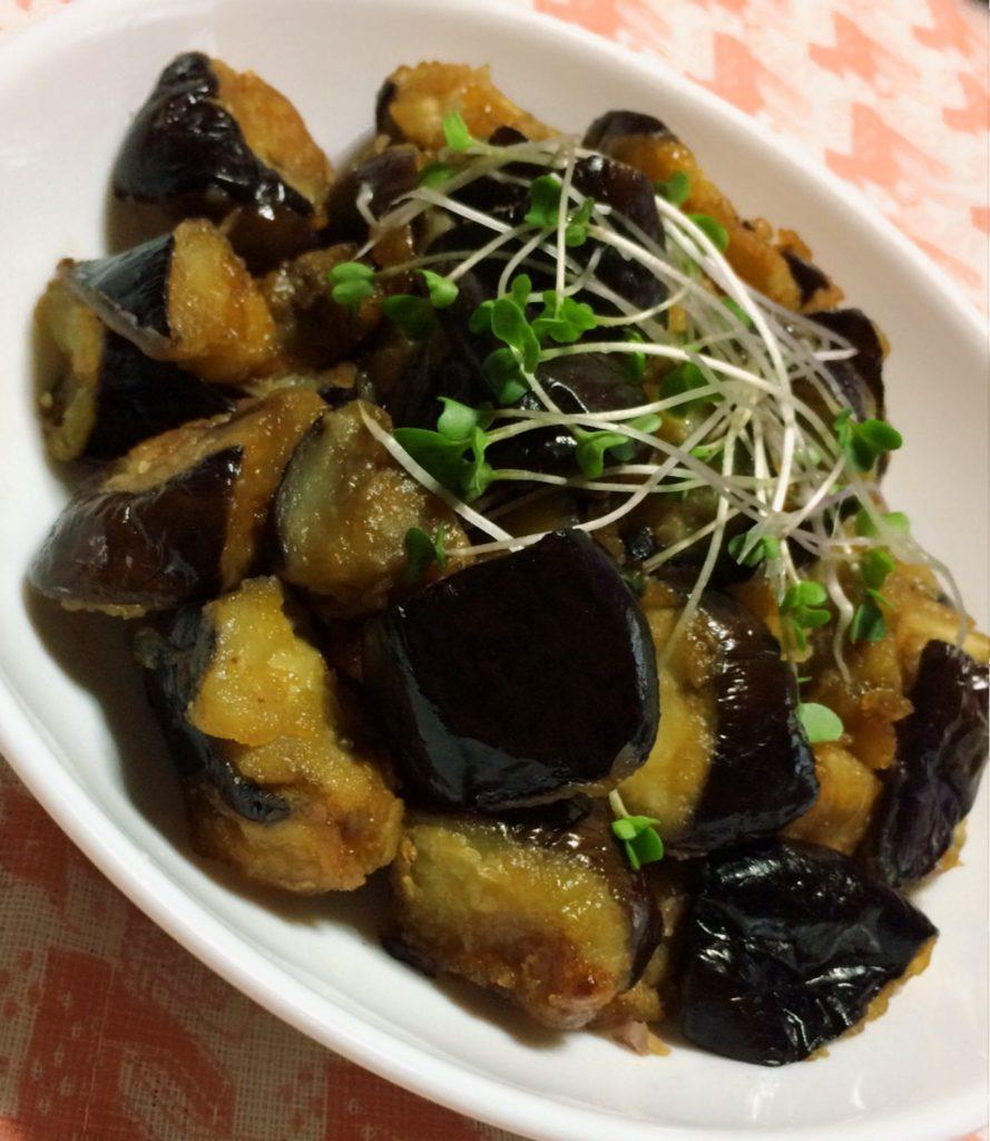 茄子 レシピ